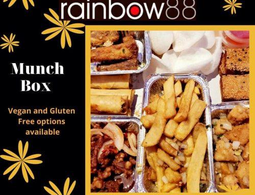 Munch Boxes to take Away